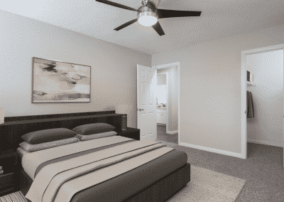 bedroom-with-carpet-ceiling-fan-and-closet